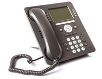 Telefone moderno III do Desktop fotos de stock