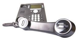 Telefone moderno IX do Desktop fotos de stock