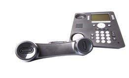 Telefone moderno VIII do Desktop imagem de stock