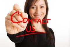 Telefone ou correio imagens de stock royalty free