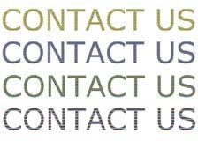 Telefone ou correio Fotos de Stock
