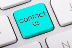 Telefone ou correio Foto de Stock