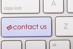 Telefone ou correio Foto de Stock Royalty Free
