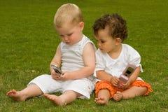 Telefone que agradável você começ lá Imagens de Stock Royalty Free