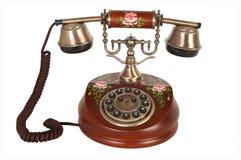 Telefone retro Foto de Stock
