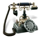 Telefone retro imagem de stock royalty free