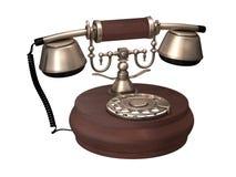 Telefone retro Foto de Stock Royalty Free
