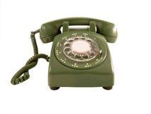 Telefone retro Fotografia de Stock