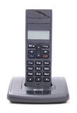 Telefone sem corda Foto de Stock Royalty Free
