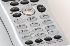 Telefone sem corda foto de stock