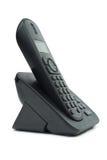 Telefone sem corda moderno fotografia de stock