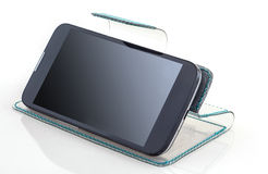 Telefone, tampa da tabuleta Fotos de Stock Royalty Free