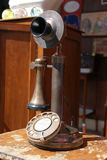 Telefone velho Imagens de Stock