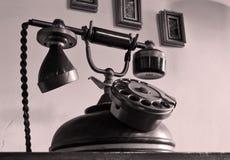 Telefone velho Imagem de Stock