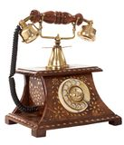 Telefone velho Imagens de Stock Royalty Free