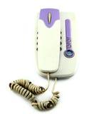 Telefone velho da forma Foto de Stock