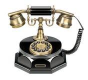Telefone velho promovido Fotos de Stock