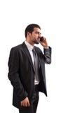 Telefonema do negócio Imagens de Stock