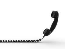 Telefonempfänger Stockbilder