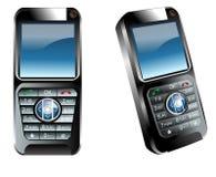 Telefones de pilha Imagem de Stock Royalty Free