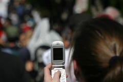 telefonfoto arkivfoton
