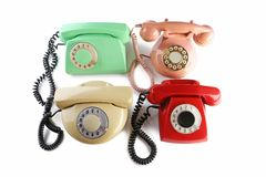 telefoni fotografie stock