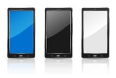 Telefoni cellulari Fotografia Stock