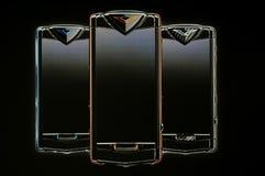 Telefoni cellulari della costellazione di Vertu Immagine Stock Libera da Diritti
