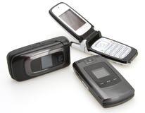 Telefoni delle cellule Fotografie Stock Libere da Diritti
