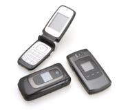 Telefoni delle cellule Fotografia Stock