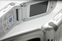 Telefoni delle cellule Immagine Stock