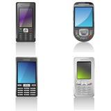Telefoni mobili Immagini Stock Libere da Diritti