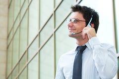 Telefonia mobile Immagine Stock Libera da Diritti