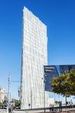 Telefonica总部在巴塞罗那 免版税库存图片