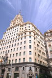 Telefonica building in Madrid, Spain Stock Photography