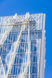 Telefonica Headquarters in Barcelona Stock Photography