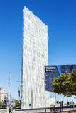 Telefonica Headquarters in Barcelona Royalty Free Stock Images