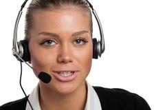 telefoniczni operatorów potomstwa Zdjęcie Stock