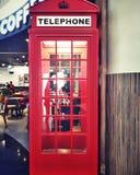 Telefoniczny budka Zdjęcie Stock