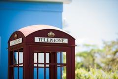 Telefoniczny pudełko Fotografia Stock