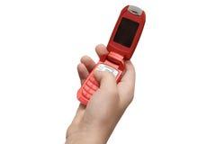 telefonii ruchomej obrazy stock