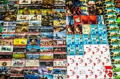 Telefonkarte Lizenzfreies Stockbild