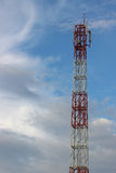 Telefonmast Stockfoto