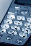 Telefonnummer-Auflage Lizenzfreies Stockfoto