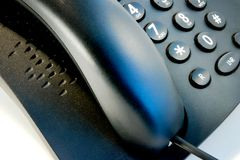 Telefono Fotografie Stock Libere da Diritti