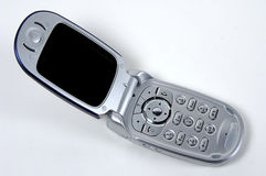 Telefono 2 di vibrazione fotografia stock libera da diritti