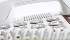 Telefono. Immagine Stock