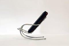 Telefono alla moda Immagine Stock