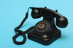 Telefono antico Fotografia Stock Libera da Diritti