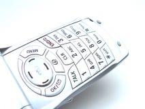 Telefono astratto delle cellule fotografia stock